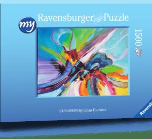 PUZZLE EXPLOSION (RAVENSBURGER)