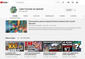 Lilian-Fournier-Youtube